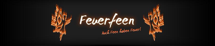 Feuerfeen » Feuershow aus Hamburg Logo
