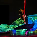 Dance of silk and air